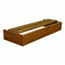 "300 Sectional Series Extra Deep Closed 5"" Box Base"