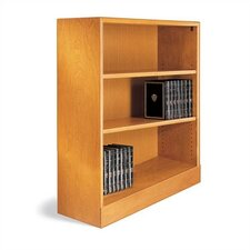 "500 LTD Series 30"" H Two Shelf Open Bookcase"