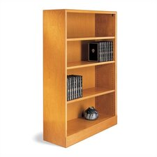 "500 LTD Series 48"" H Four Shelf Deep Storage Bookcase"