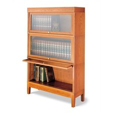 "800 Sectional Series 54"" H Barrister Bookcase"