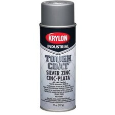 Tough Coat® 16 oz. Silver Zinc Paint Galvanizing Primer
