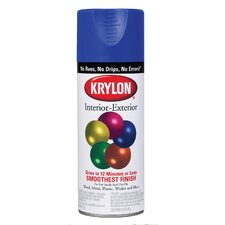 Global Blue Interior/Exterior Decorator Spray Paint