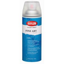 <strong>Krylon</strong> Gallery Series Fine Art Fixatif Spray
