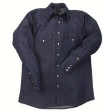 1000 Blue Denim Shirts - la ds-16 1/2 s 1000 denim