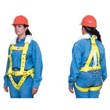 Fall Arrest Harnesses - fah-3-y harness large 18-1103