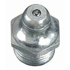 "1/4""-28 SAE Bulk Grease Fittings - fitting 1/4"" straight short thread"