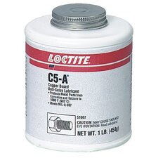 C5-A® Copper Based Anti-Seize Lubricant - c5-a ind. grade anti-seize copper base