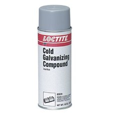Cold Galvanizing Compound - 15oz. aerosol zinc richcold galvanizing
