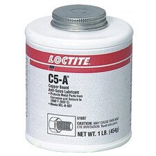 C5-A® Copper Based Anti-Seize Lubricant - 4 oz. btc c5a anti-seizecopper base