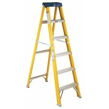 <strong>Louisville Ladder</strong> FS2000 Series Pioneer Fiberglass Step Ladders - 6'pioneer fiberglass step ladder