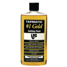 Tapmatic® #1 Gold Cutting Fluids - #1 tapmatic gold tapping& cutting fluid