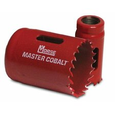 "<strong>M.K. Morse</strong> Master Cobalt® Bimetal Hole Saws - 1-5/8"" variable pitch hole saw"