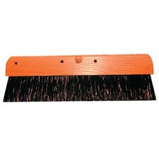 "Concrete Finishing Brushes - 36"" black horsehair concrete finishing b"