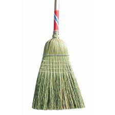 Heavy-Duty Contractor's Brooms - mixed fiber contractor broom