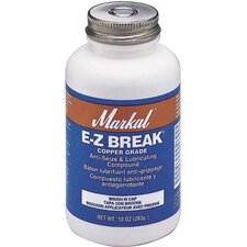 E-Z Break® Anti-Seize Compound Copper Grades - ma e-z break anti seizecompound cu grade 4 oz