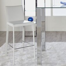 "<strong>Eurostyle</strong> Hasina 26"" Bar Stool (Set of 2)"