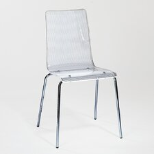 <strong>Eurostyle</strong> Lavi Stacking Chair (Set of 4)