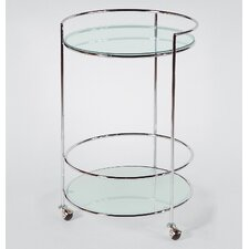 Rosita High Rolling End Table