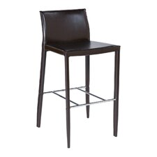 "<strong>Eurostyle</strong> Shen 26"" Bar Stool (Set of 2)"