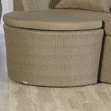 Linda Ottoman with Cushion