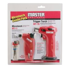 Master Appliance - Mini-Triggertorch Microtorch Kits Mt-70P Triggertorch Promo Pack: 467-Mt-70P - mt-70p triggertorch promo pack