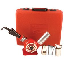 Master Heat Gun® Kits - 10114 master heat gun w/3 attachments & case