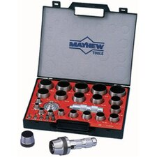 <strong>Mayhew Tools</strong> 31Pc Metric 2Mm-50Mm Kit