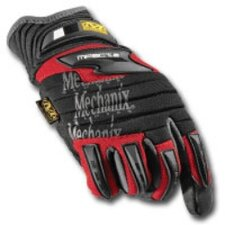Gloves M-Pact Ii Red Xl