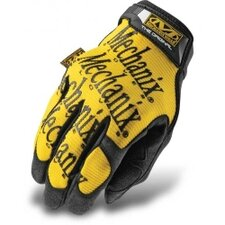 Gloves Mechanix Yellow Medium