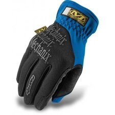 Gloves Fast Fit Blue Large