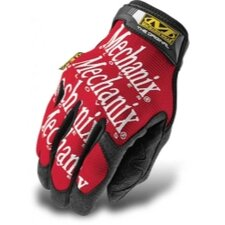 Gloves Mechanix Red Large