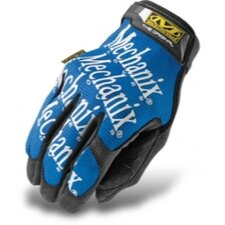 Gloves Mechanix Blue Small