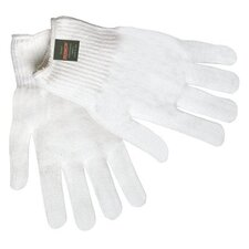Multi-Purpose String Knit Gloves - 100% thermstat white string glove dupont holl