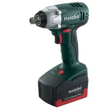 <strong>Metabo</strong> Metabo - Cordless Impact Wrenches 18V Impact Wrench: 469-Ssw18 - 18v impact wrench