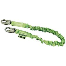 Manyard® ll Shock-Absorbing Lanyards - green manyard single legharhess 6'