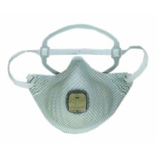 Moldex - Ez-On N95 Particulate Respirators Ez-On N95  Particulate Respi W/ Ventex Vlv Sm: 507-Ez23S - ez-on n95  particulate respi w/ ventex vlv sm