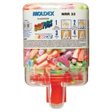 <strong>Moldex</strong> PlugStation® Ear Plug Dispeners - sparkplug plugstation dispenser ( 2000 per cs)