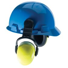 Msa - Left/Right Ear Muffs Left/Right Med Blue Helmet Mounted Nrr 25: 454-10087429 - left/right med blue helmet mounted nrr 25