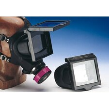 Clip-On Welders Adapter w/Cover Lenses - adapter welder mask