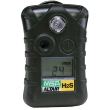 Altair O2 Maintenance Free Single Gas Detector - altair single-gas detector