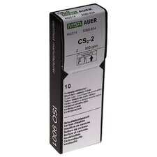 - 300 PPM Carbon Disulfide CS2-2 Tube Detector (10 Each Per Box)