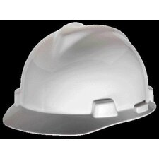 V-Gard® Class E, G Type I Polyethylene Standard Slotted Hard Cap With 1-Touch™ Suspension