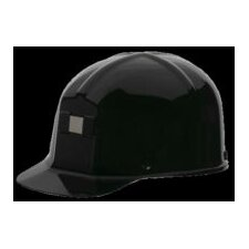 <strong>MSA</strong> Black Comfo-Cap® Class G Type I Polycarbonate Plastic Hard Cap With Staz-On® Suspension, Lamp Bracket And Cord Holder