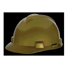 V-Gard® Class E, G Type I Polyethylene Standard Slotted Hard Cap With Fas-Trac® Suspension