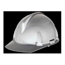 TopGard® HTE Class E Type I Ultem Polycarbonate Slotted Hard Cap With Fas-Trac® Suspension