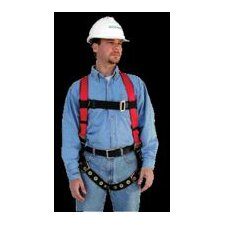 FP Pro Vest Size Standard With Hip D-Ring & Tongue Buckle Leg Straps