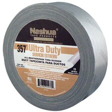 "Premium Duct Tapes - 357-2-sil 2""x60yds silver premium duct tape"