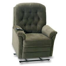 Fairfield Lift Chair with Button Back