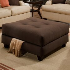 Mia Cocktail Storage Ottoman