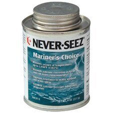 Mariner's Choice Anti-Seize - mariners choice 8 oz brush top 2450 deg